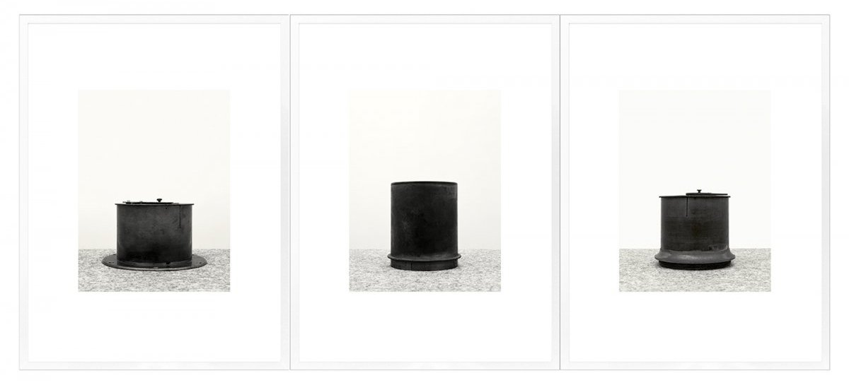 »#3.2«, from the series »Objektiv, after Bernd and Hilla Becher«, 2015