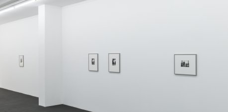 Marie Goslich »From The Estate«, Installationsansicht | Installation view Kehrer Galerie, 2014
