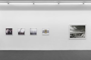 Davide Monteleone »Borderline Empire«, Ausstellungsansicht | Installation view: Kehrer Galerie, 2014.