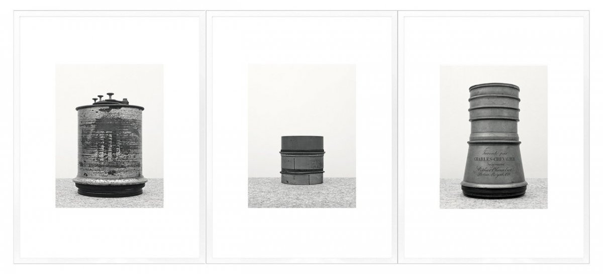 Isabelle Le Minh: »#3.1«, from the series »Objektiv, after Bernd & Hilla Becher«, 2015